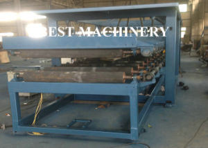 EPS Rock Wool Roof&Wall Panel Sandwich Panel Machine pictures & photos