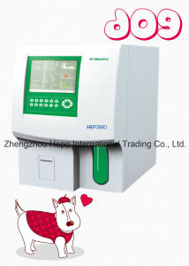 Laboratory Clinical Analytical Equipment Auto Hematology Analyzer pictures & photos