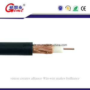Pure Copper Rg-59 PVC Sheathed Coaxial Cable pictures & photos