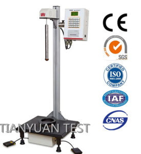 Ty-5008 Falling Dart Impact Tester Test Equipment/Machine pictures & photos