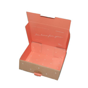 Customized Printing Corrugated Paper Mailer Box for Posting pictures & photos