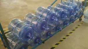 Semi Automatic Pet 5 Gallon Bottle Blow Mold Machinery pictures & photos