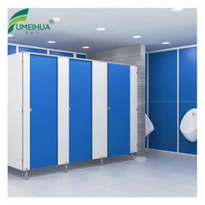 Bathroom Door Material In Public Compact Waterproof Partition Board