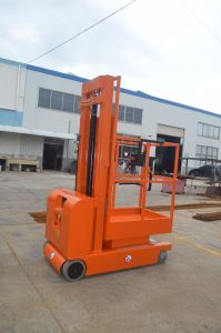 Self-Propelled Aerial Stock Picker (Triple Masts) Max 6.50 (m) pictures & photos