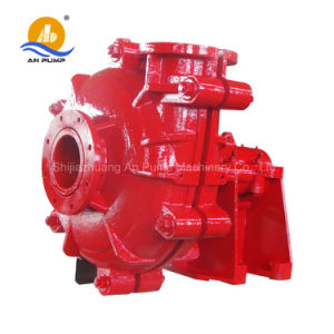 2017 Hot Sale Metal Impeller with Rubber Lined Slurry Pump pictures & photos