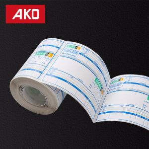 Logistics Labels with Semigloss Adhesive Paper Ap2001 pictures & photos