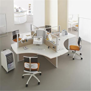 Modern Office Furniture Office Workstation for 8 People pictures & photos