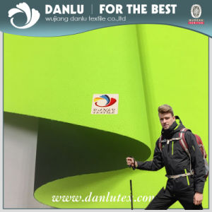 3-Layer Membrane Breathable and Waterproof Jacket Fabric for Outdoor Garment pictures & photos
