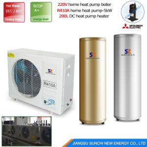 -35c 5kw 9kw 16kw 18kw Geothermal Ground Source Heat Pump pictures & photos