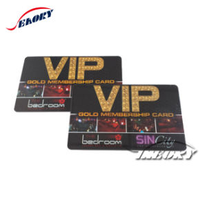 PVC Card Custom Cmyk Printing Plastic Card pictures & photos