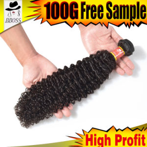Most Popular Brazilian Virgin Split Ender Hair Wefted Human Hair Weave pictures & photos