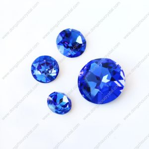 Circle Crystal Fashion Stone Garment Accessories (3001) pictures & photos
