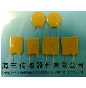 PTC Devices Poly-Fuse Radial Leaded Resettable PPTC Thermistor 16V 3A pictures & photos