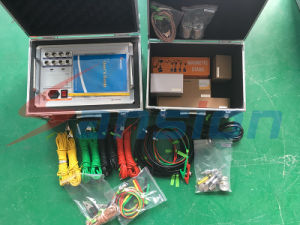 High Voltage Low Voltage Switchgear Circuit Breaker Tester pictures & photos