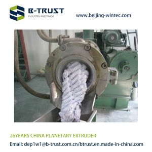 Planetary Extruder for PVC Leather Sheet Calendering pictures & photos