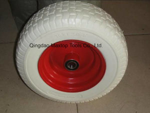 500-6 Tubeless Tire PU Foam Wheel pictures & photos