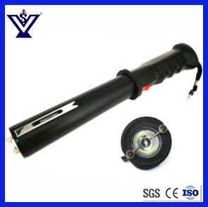 New Style Pink Police Stun Gun Tazer for Self Defense (SYSG-1809) pictures & photos