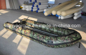 Speed Inflatable Resuce Boat Life Boat Outboard Motor Boat pictures & photos