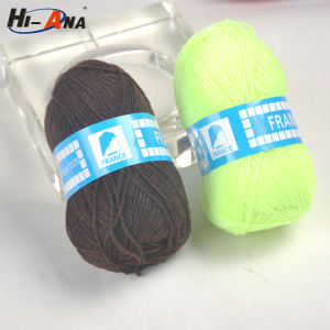 More Than 100 Franchised Stores Dyed Acrylic Knitting Yarn pictures & photos