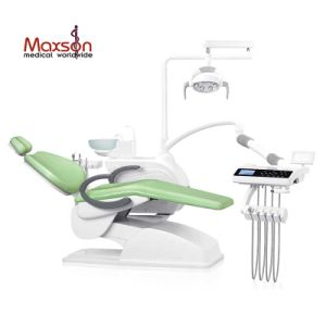 Hot Sell Model Electric Integral Dental Chair with Timotion Motor A2