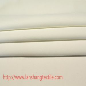 Habijabi Chemical Fabric Double Twill Polyester Fabric for Dress Shirt Garment pictures & photos