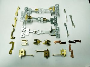 Contact Spring Metal Clip Stamping Part pictures & photos