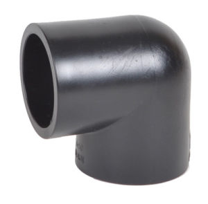 HDPE Pipe Fitting PE Elbow 90 Degree Heat Fusion Socket pictures & photos