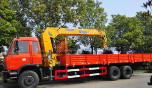 4X2 Truck Mounted Crane 8tons Wrecker Truck pictures & photos