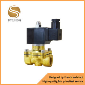 China Manufacturer 220V AC Solenoid Air Valve pictures & photos