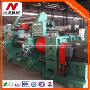 Rubber Mixing Mill with Protecting Equipment