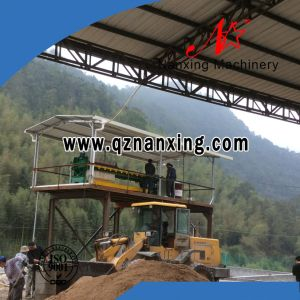 Full Automatic Chamber Filter Press for Sludge Dewatering pictures & photos