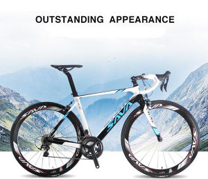 Hot Sale Complete Carbon Road Bike with 22 Speed