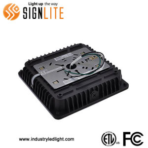 70W LED Slim Car Park Light with ETL FCC pictures & photos