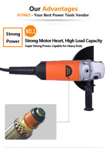 Muilt-Function Power Tools 2200W Angle Grinder (KD39) pictures & photos
