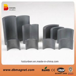 Cheap Segment Permanent Ferrite Magnet for Speaker pictures & photos