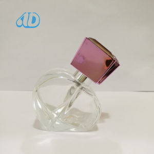 Ad-P46 Special Shape Spray Perfume Glass Bottle 30ml pictures & photos