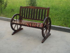 Outdoor Bench in Garden, Park, Community with Back Assembled pictures & photos