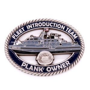 High Quality Enamel Souvenir Police Coin pictures & photos