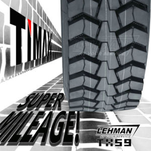 180000miles Quality All Steel Radial Tubeless Trailer Low PRO Truck Tire 11r22.5 295/75r22.5 pictures & photos