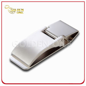 Fine Quality Blank Nickel Plated Metal Money Clip for Men pictures & photos