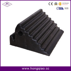 Rubber Wheel Chock (DWQ-009) pictures & photos