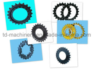 High Quality Sprocket for Bulldozer Excavator Track Sprock Assy China Supplier Mining Excavator Sprockets pictures & photos