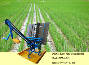 Good Performance Paddy Rice Transplanter Paddy Seeder pictures & photos