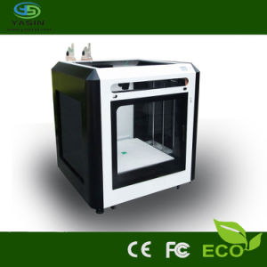 Direct Manufacturer 3D Printer Cut Printing Time in Half Metal Frame Extruder Engraver Printer with Touch Screen & WiFi