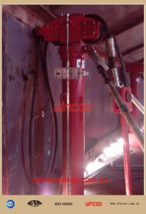 Automatic Tank Hydraulic Jacking Sytstem\Hydraulic Lifter Fot Tank pictures & photos