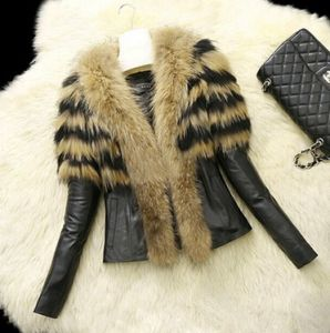 Women′s Fashion Cultivate One′s Morality Fake Fur OEM Order pictures & photos