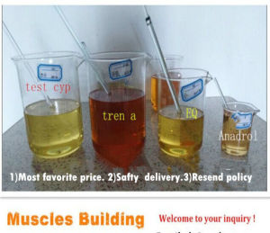 Injectable Liquid Tren E / Trenbolone Enanthate (Parabola 100 & 200mg/ml) pictures & photos