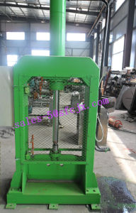 Single Knife Hydraulic Rubber Cutting Machine, Rubber Bale Cutter pictures & photos