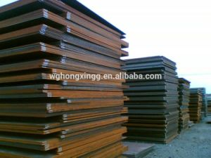 High Quality Weather Resist Steel Plate pictures & photos