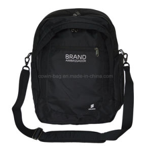 High Quality Travel Daily Use Laptop Backpack with Special Design for Trolly pictures & photos